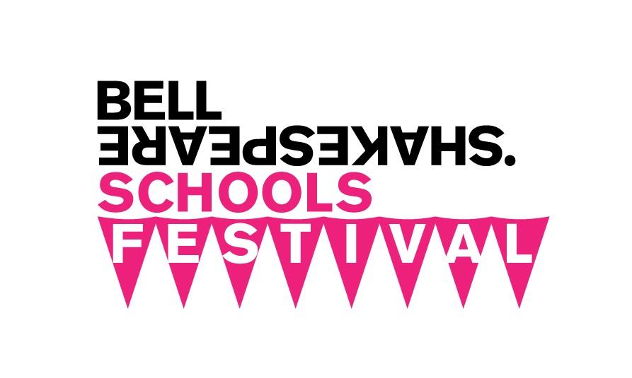logo of Bell shakespeare schools festival
