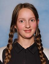 Campbell High Student - Liz